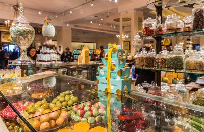 The Top British Sweet Shops